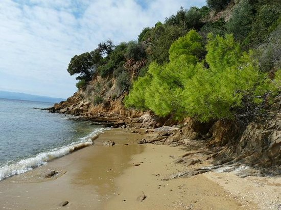 Marialena Village Apartments: Agia Paraskevi Beach