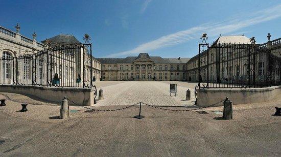 Hotel Cote Jardin : Chateau