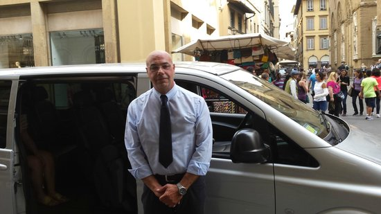 Shore Excursions in Italy - Day Tours: SERGIO THE BEST DRIVER; SAFE, INFORMATIVE, & PROFESSSIONAL