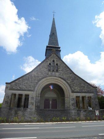 La Chapelle du Souvenir de Rancourt