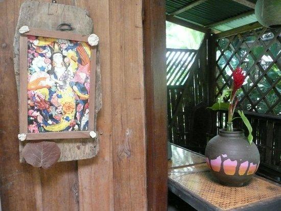 Cabinas Yemanya: my cabin