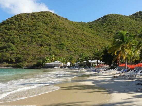 Anse Marcel, St. Maarten-St. Martin: La plage qui est tout simplement superbe!