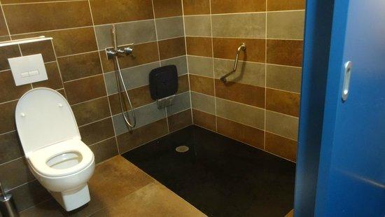 Hotel Castel Vecchio : salle de bain