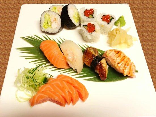 A Gem Tucked In A Corner - Review of Sushi KITA, Longyearbyen, Norway -  TripAdvisor