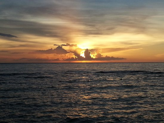 Jack Sprat Seafood and Pizza : The Sunset