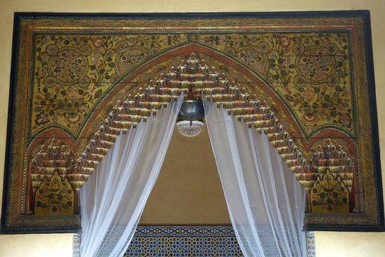 Riad Reves D'orient: Period details