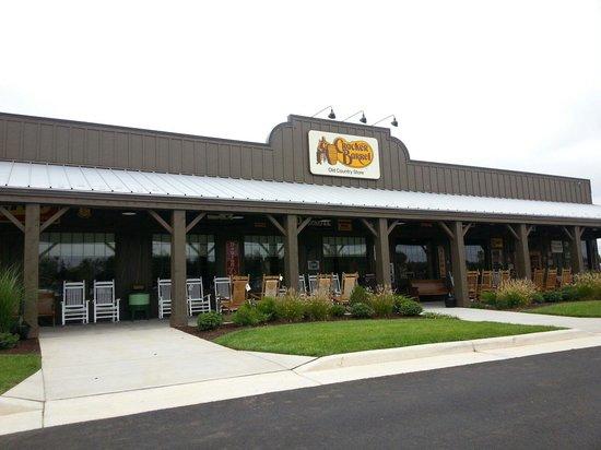Cracker Barrel, Стерлинг - 14 фото ресторана - TripAdvisor.