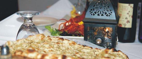 Darbar Fine Indian Cuisine: Indian Bread at Darbar Midtown Restaurant