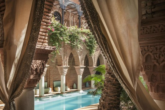 La sultana marrakech morocco updated 2016 hotel for Best riads in marrakesh