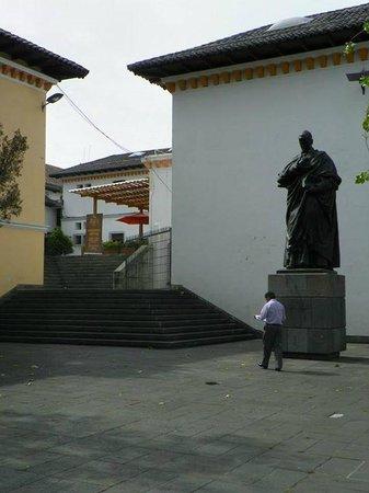 Quito Old Town : Ruas da cidade velha