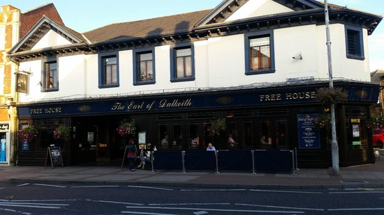 Earl Of Dalkeith Public House