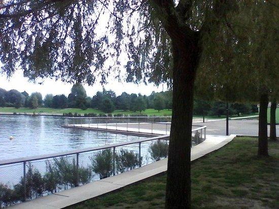 Bateaux Familiaux - Parc Jacques Vernier