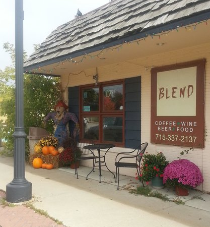 Blend: Great place to have coffee!