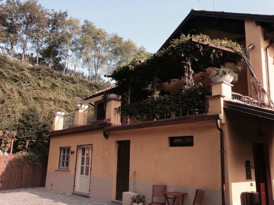 Residenza San Vito: Gebäude