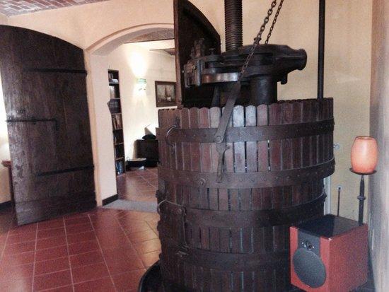 Residenza San Vito: Wohnzimmer