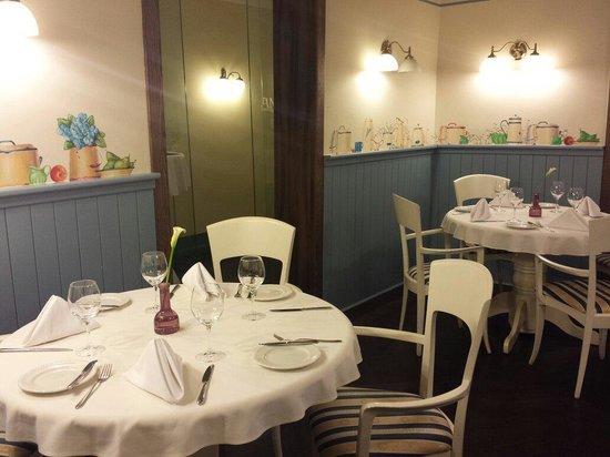 Ambiente restaurant: Schön