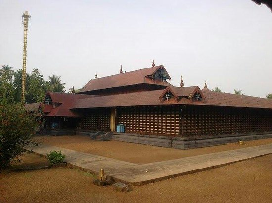 Thiruvalla, India: Temple