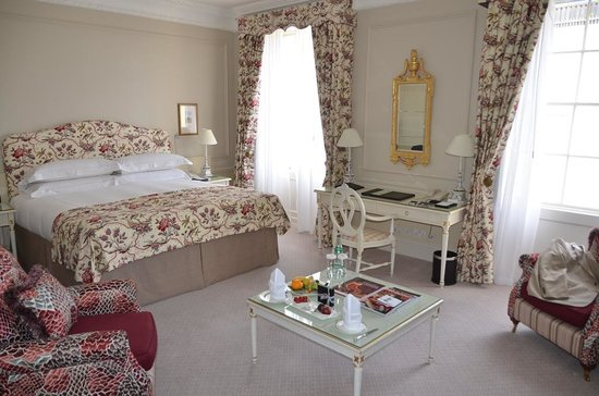 The Merrion Hotel: Classically appointed rooms