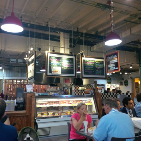 Wursthaus schmitz picture of reading terminal market for Aashiyana indian cuisine reading pa