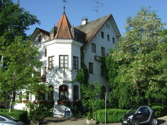 Landgasthof Deutsche Eiche: The Hotel