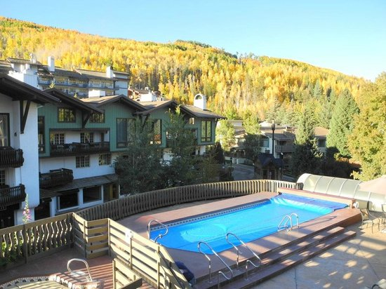 Sitzmark Lodge at Vail: View from the room