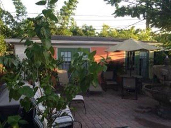 Calypso Inn: The main office