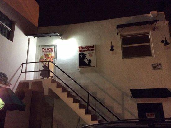 President\'s Bunker - Picture of The Great Escape Room Miami, Miami ...
