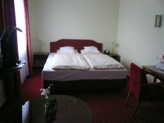 Schloss Hotel Herborn: Doppelzimmer Standard