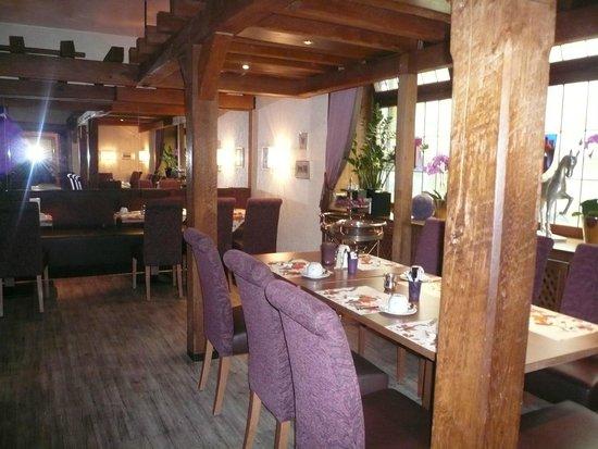 Schloss Hotel Herborn: kleines Restaurant / Bistro