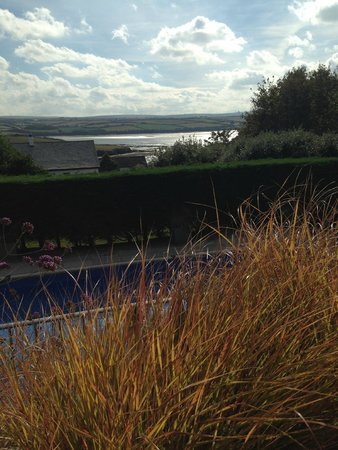 Restaurant Nathan Outlaw: view from Terrace