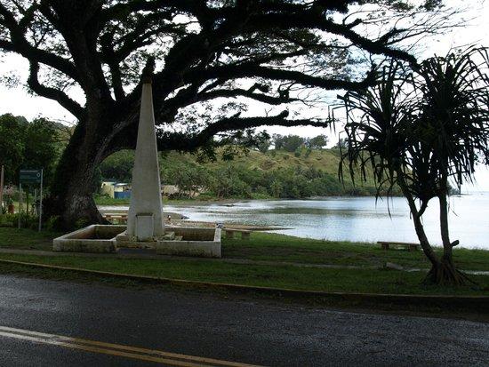 Magellan Monument: Magellan Memorial