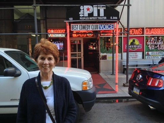 People's Improv Theater - The PIT: great night out-