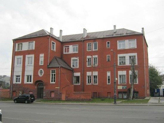 Jewish Orphan Refuge Building