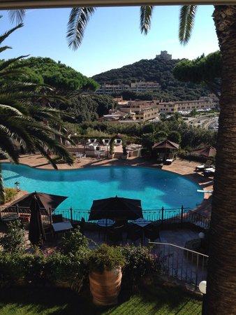 Baglioni Hotel Cala del Porto : Vista mare?