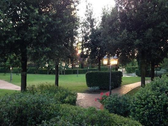 Agriturismo Podere Bello : Parco