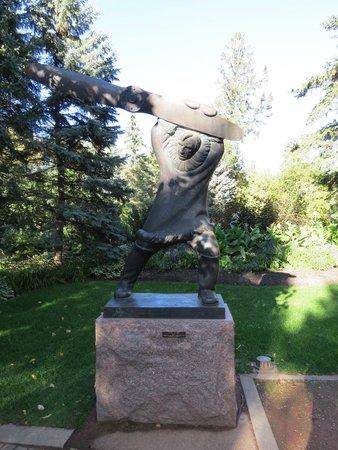 Leo Mol Sculpture Garden: Sculpture