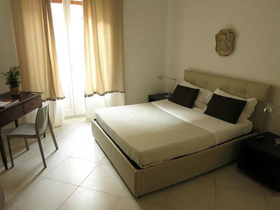 I Santi Coronati B&B Ortigia Suite: Suite Cavaliere, Bedroom