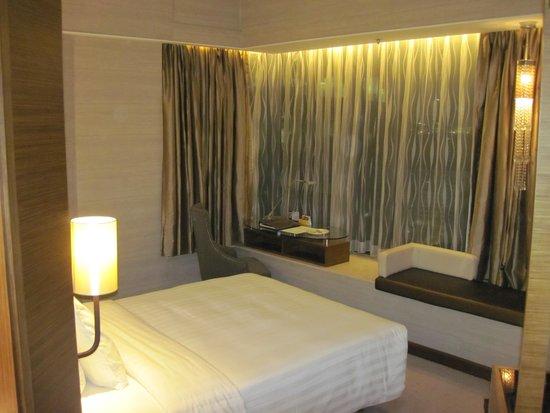 Dorsett Kwun Tong, Hong Kong : Room Number 2514 - Dorsett Hotel Kwun Tong.
