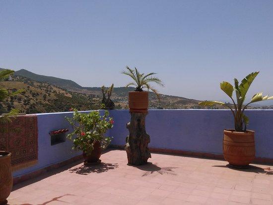 Dar Onsar : la terrasse toujours !