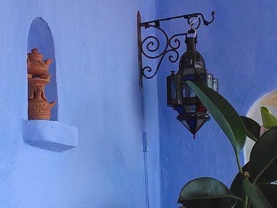 Dar Onsar : Petit décor