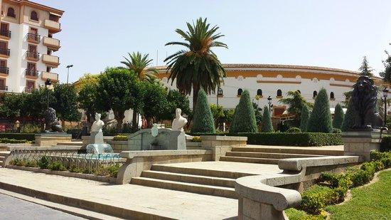 Jardines y Coso de Santa Margarita