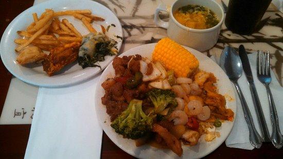 plenty of fresh hot selections picture of hibachi buffet auburn rh tripadvisor com hibachi buffet auburn wa 98002 Hibachi Buffet Food