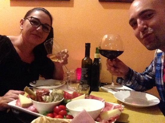 La Buchetta Food & Wine: bella serata