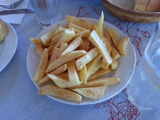 Zografos Restaurant: Patate