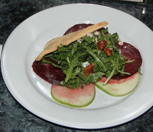 Kings Rosemont: Kale & Cranberry Salad
