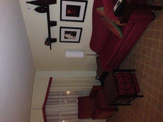 Residence Inn Gulfport-Biloxi Airport: Sitting area