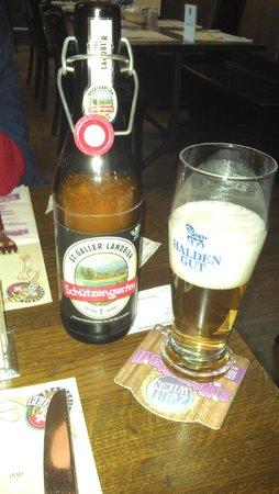 Brasserie Federal : deliciosas cervejas suiças