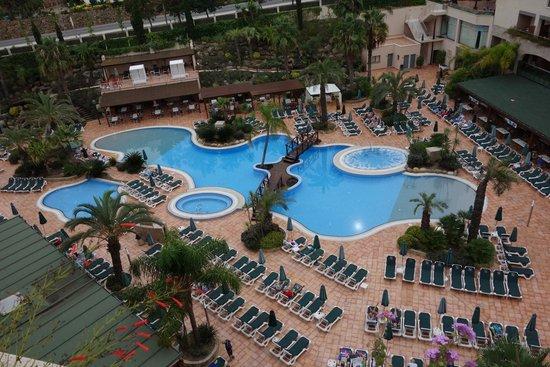 جولدن باهيا دي توسا آند سبا: Pool