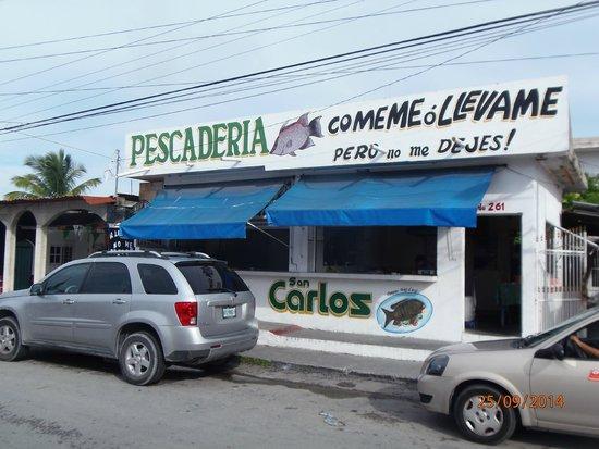 Pescaderia San Carlos: volveremos pronto....!!!!