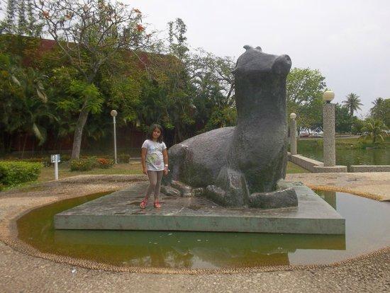 Foto De Parque Museo La Venta Villahermosa: Foto De Parque Museo La Venta, Villahermosa: Parque Museo